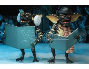 Neca Gremlins Natale Carol 2pk Set 2 Af Action Figure