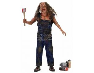 HATCHET FILM FIGURA VICTOR CROWLEY ACTION FIGURE 20 CM NECA