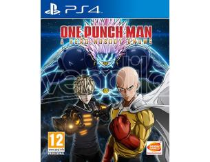ONE PUNCH MAN: A HERO NOBODY KNOWS PICCHIADURO - PLAYSTATION 4