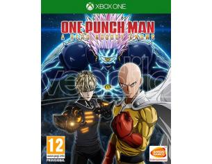 ONE PUNCH MAN: A HERO NOBODY KNOWS PICCHIADURO - XBOX