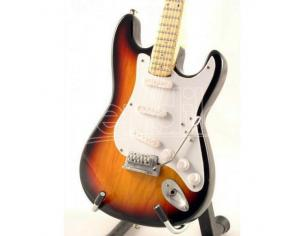 VARI MINI GUITAR JIMI HENDRIX SUNBURST REPLICA