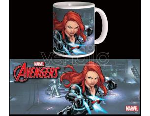SEMIC AVENGERS S.2 BLACK WIDOW MUG TAZZA