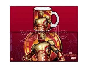 SEMIC IRON MAN 3 MARK 42 FLY MUG TAZZA