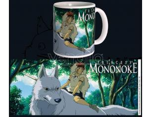 Studio Ghibli Princess Mononoke Tazza