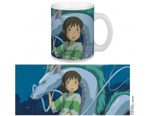 Studio Ghibli Spirited Away Chihiro Tazza