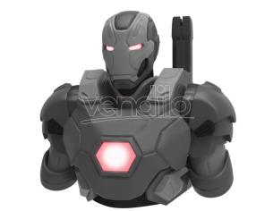 SEMIC WAR MACHINE MK3 DELUXE BUST BANK SALVADANAIO