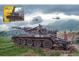Italeri IT6574 M110 A1 KIT 1:35 Modellino