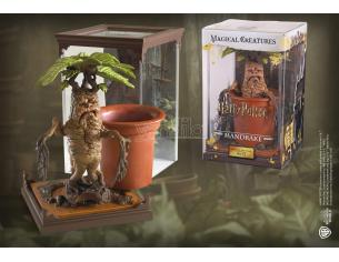 Harry Potter  Creature Magiche Statua Mandragora  18 Cm Noble Collection