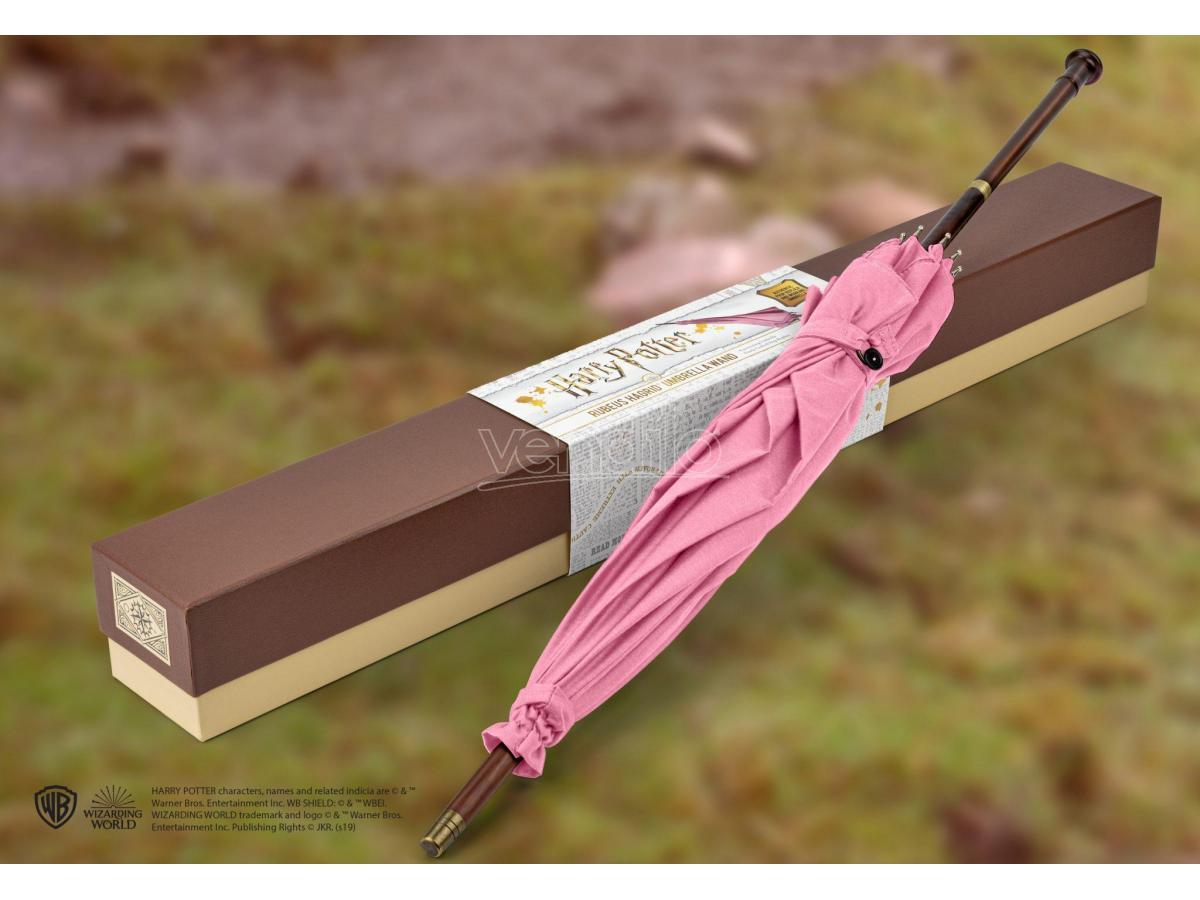 Harry Potter Replica Dell'ombrello Bacchetta Di Rubeus Hagrid - Noble Collection