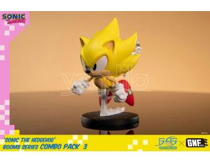 FIRST4FIGURES SONIC BOOM8 SERIES VOL.6 SUPER SONIC FIGURA