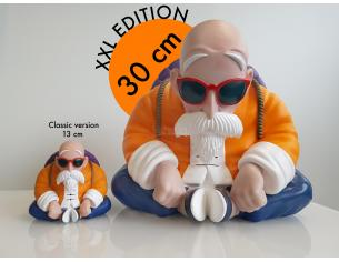 PLASTOY DRAGON BALL MASTER ROSHI XXL MONEY BANK SALVADANAIO