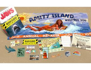 DOCTOR COLLECTOR JAWS AMITY ISLAND SUMMER OF 75 KIT GIFT SET