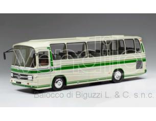 IXO MODEL BUS023 MERCEDES O 302 1972 BEIGE/GREEN 1:43 Modellino