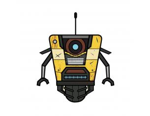 GAYA ENTERTAINMENT BORDERLANDS 3 CLAPTRAP STUBBINS PLUSH PELUCHES