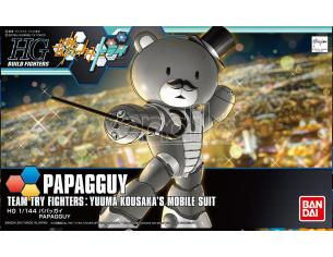 BANDAI MODEL KIT HG PAPAGGUY 1/144 MODEL KIT