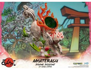FIRST4FIGURES AMATERASU DIVINE DESCENT STATUE STATUA