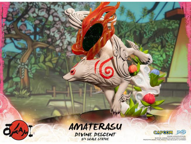 FIRST4FIGURES AMATERASU DIVINE DESCENT STATUA
