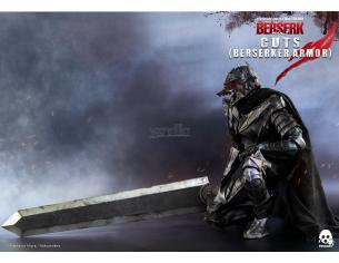 THREEZERO BERSERK GUTS BERSERKER ARMO 1/6 AF ACTION FIGURE