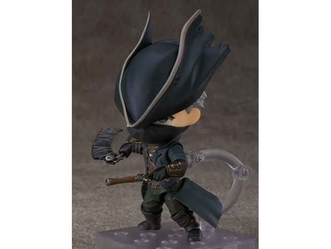 GOODSMILE BLOODBORNE HUNTER NENDOROID MINI FIGURA