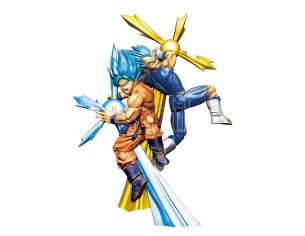 MEGAHOUSE DRAGON BALL SUPER DRACAP RE-BIRTH SP (4) MINI FIGURA