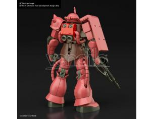 BANDAI MODEL KIT HG ZAKU II MS-06S 1/144 MODEL KIT