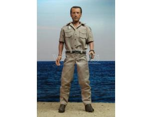 NECA JAWS CHIEF MARTIN BRODY CLOTH AF ACTION FIGURE