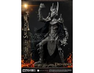 PRIME 1 STUDIO LOTR THE DARK LORD SAURON 1/4 STATUE STATUA