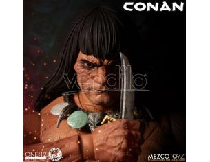MEZCO TOYS ONE 12 COLL CONAN THE BARBARIAN ACTION FIGURE