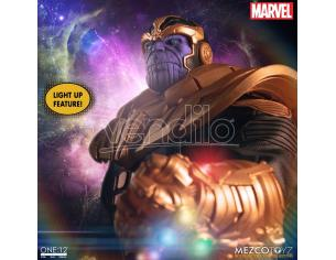 MEZCO TOYS ONE 12 COLL THANOS AF ACTION FIGURE