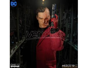 MEZCO TOYS ONE 12 COLL TWO FACE ACTION FIGURE