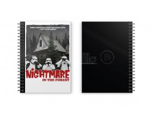 SD TOYS ORIGINAL STORMTROOPER NIGHTMARE NOTEBOOK TACCUINO