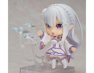 GOODSMILE RE ZERO S.L.A.W. EMILIA RE-RUN NENDOROID MINI FIGURA
