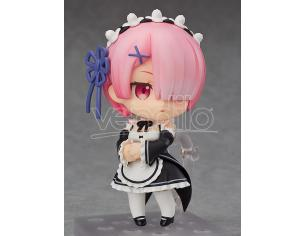 GOODSMILE RE ZERO S.L.A.W. RAM RE-RUN NENDOROID MINI FIGURA