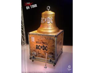 KNUCKLEBONZ ROCK ICONZ AC/DC HELLS BELL TOUR SERIES STATUA