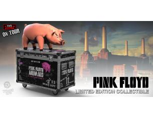 KNUCKLEBONZ ROCK ICONZ PINK FLOYD PIG ON TOUR SERIES STATUA