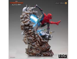 IRON STUDIO SPIDER-MAN FAR FROM HOME LEGACY 1/4 REP STATUA
