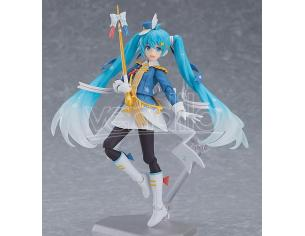 MAXFACTORY VOCALOID SNOW MIKU SNOW PARADE VER FIGMA ACTION FIGURE