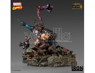 IRON STUDIO X-MEN VS SENTINEL 2 ART 1/10 DIORAM DLX STATUA