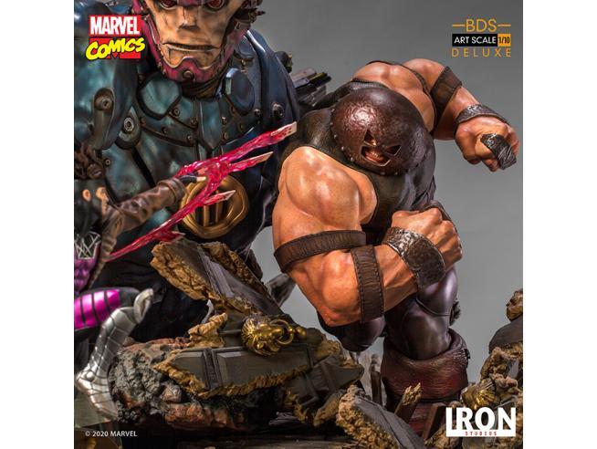 IRON STUDIO X-MEN VS SENTINEL 2 ART 1/10 DIORAM DLX STATUA