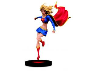 DC DIRECT DC DES SUPERGIRL BY M TURNER MINI STATUA