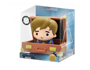 PLASTOY FB SCAMANDER SUITCASE CHIBI MONEY BANK SALVADANAIO