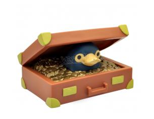 Plastoy Animali Fantastici Niffler Suitcase Chibi Salvadanaio Salvadanaio