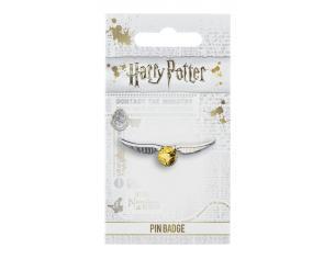 Harry Potter Carat Boccino D'oro Spilla Badge Spilla