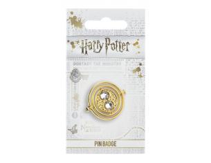 Harry Potter Carat Fixed Giratempo Spilla Badge Spilla