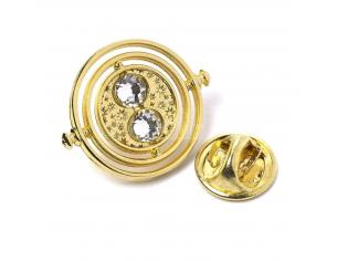 CARAT HP FIXED TIME TURNER PIN BADGE SPILLA