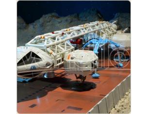 SIXTEEN 12 SPACE 1999 COLLISON COURSE EAGLE REPLICA