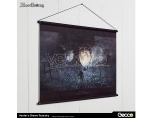 GECCO BLOODBORNE HUNTER DREAM TAPES WALLSCROLL POSTER