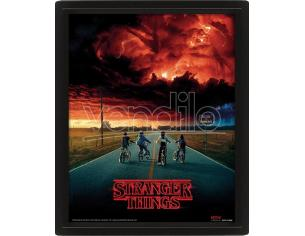 PYRAMID INTERNATIONAL STRANGER THINGS MIND FLAYER POSTER 3D 3D POSTER
