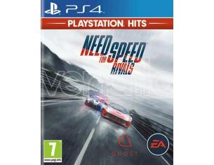 NEED FOR SPEED RIVALS PS HITS GUIDA/RACING - PLAYSTATION 4
