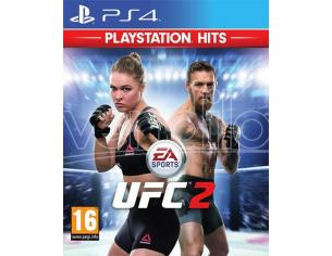 UFC 2 PS HITS SPORTIVO - PLAYSTATION 4